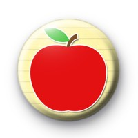 An Apple A Day Badge