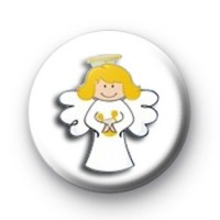 Xmas Angel badges