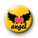 Angel Wings Badge