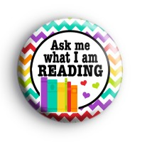 Ask me what I am reading Badge thumbnail