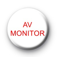 AV Monitor badge