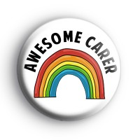 Awesome Carer Badge