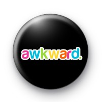 Awkward Button Badges