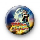 Back to the future custom badge