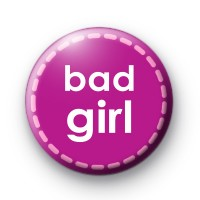 Purple Bad Girl Badges