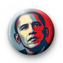 USA President Barack Obama badges