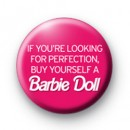 Barbie Doll Badge