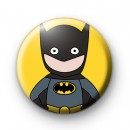 Bat Boy Superhero Badge
