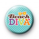 Blue Beach Diva Badges