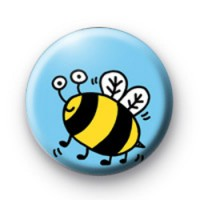 Custom Bee Badge 3
