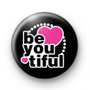 BeYouTiful Badge
