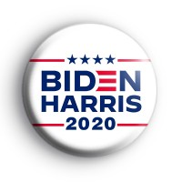 Biden - Harris 2020 US Election Badge thumbnail