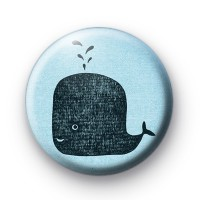 Big Blue Whale Badges