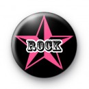 Big Rock Star Button Badges