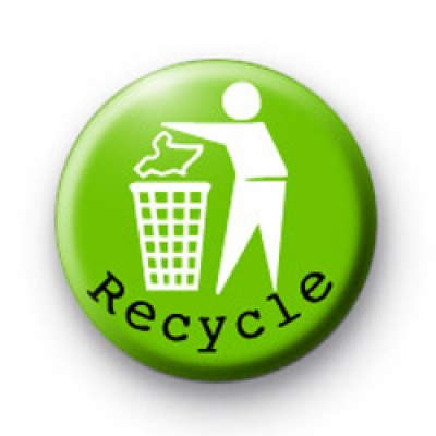 Recycle your litter badges