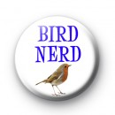 Bird Nerd Birdwatcher Badges