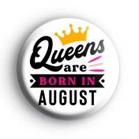 Custom Queen Birthday Month Badge thumbnail