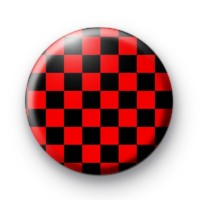 Black and Red Checks Badges
