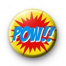 Bright Comic Book POW Badges