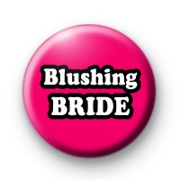 Blushing Bride Pink Badges