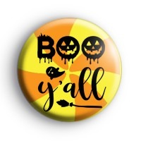 Boo Y'all Ghost Badge