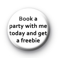 Book A Party With Me badge