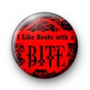 I like books with BITE badge