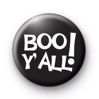 Boo Y'all Badge