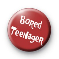 Bored Teenager