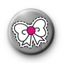 Sweet Bow Button Badge