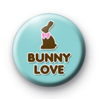 Bunny Love Easter Badge