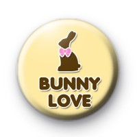 Bunny Love Yellow Badges