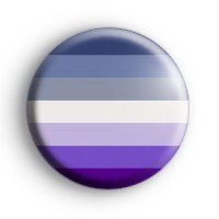 Butch Pride Flag Badge thumbnail