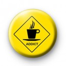 Coffee Addict Badges