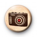 Camera Love Button Badges