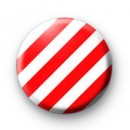 Candy Stripe Badge