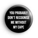 Cape Button Badge