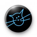 Blue Cat Badge