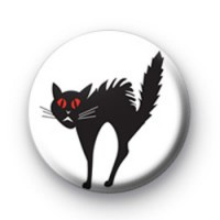 Cat Fright 25mm badges