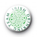 Celtic Irish Drinking Team Badge