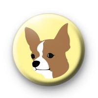 Chihuahua dog badge
