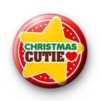 Christmas Cutie Star Badge
