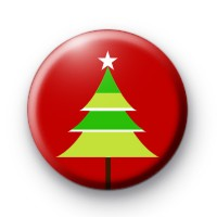 Christmas Tree Star Badges