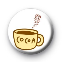 Cocoa Drink Badge
