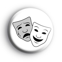 Theatrical Masks Badge
