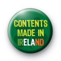 Contents Made in Ireland Badges
