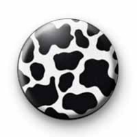 Cow Print badges