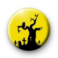 Creepy Tree Badges