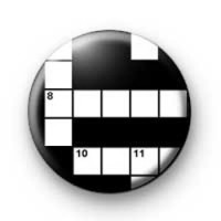 Crossword Puzzle badges