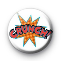 Crunch Comic Book Badge